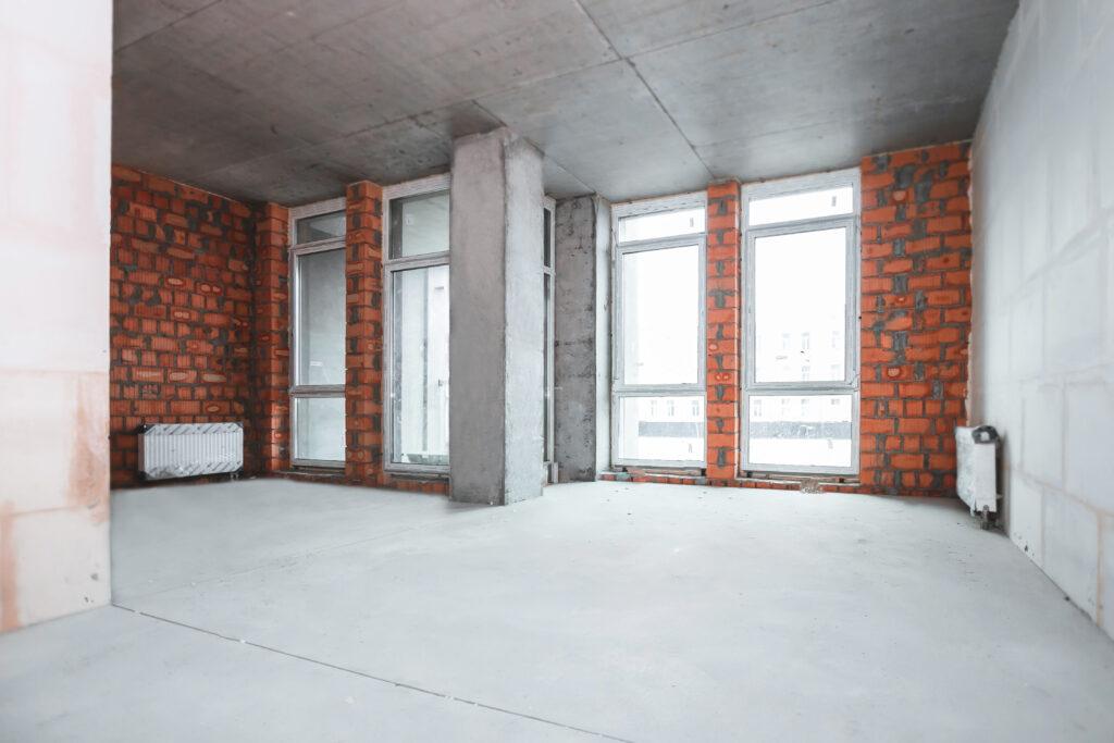 бетонна стяжка